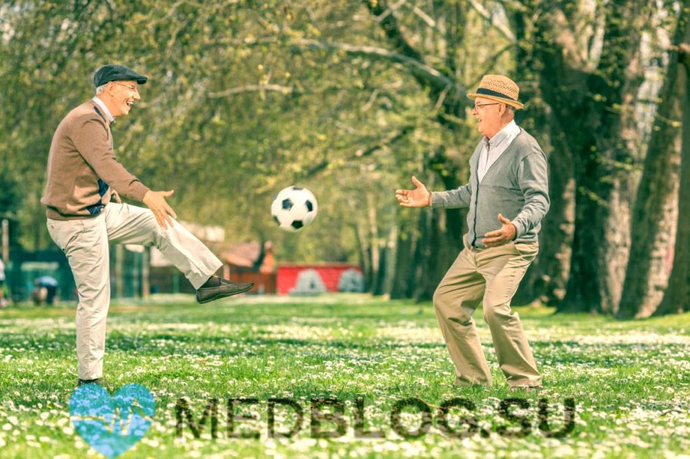 Спорт после 50 лет для мужчин