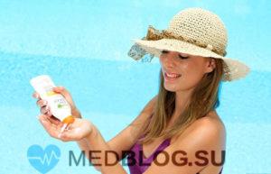 термальная вода увлажняет кожу