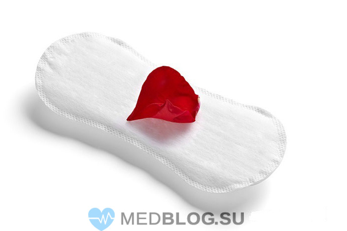 Остановка кровотечения при месячных