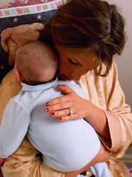 Если женщина становится матерью довольно рано, это запускает процесс ускоренного старения ее организма
