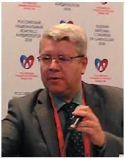 профессор М.В. Ежов