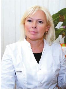 Главный редактор «РМЖ. Мать и дитя», доктор медицинских наук, профессор Юлия Эдуардовна Доброхотова