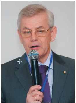 профессор Игорь Викторович Лещенко