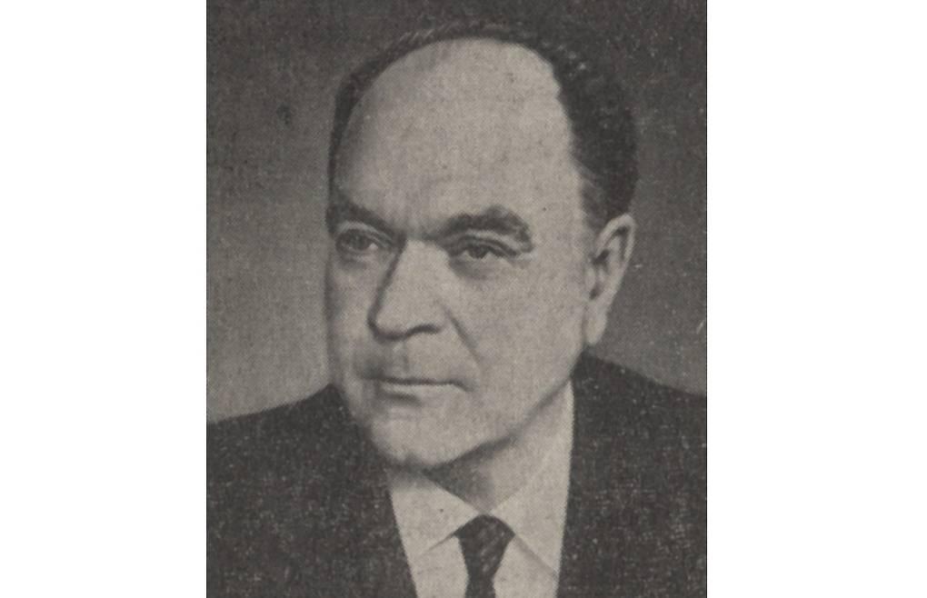 Профессор Борис Егоров Музей истории Московского Университета