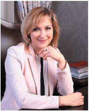 доктор медицинских наук, профессор Татьяна Юльевна Демидова