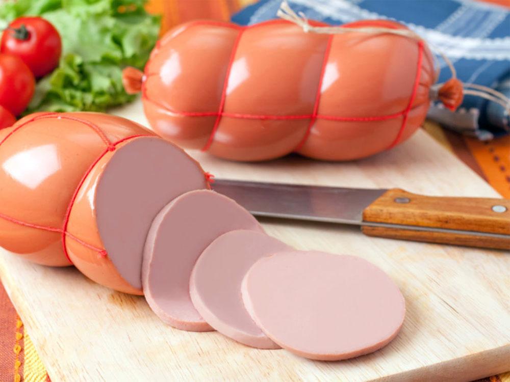 фото докторская колбаса на старых весах простые приготовлении