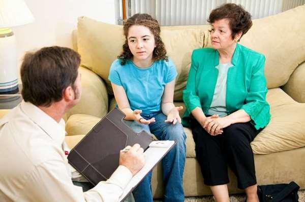Детская и подростковая депрессия. Лечение депрессии. Психотерапия